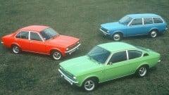 Opel Kadett C Models