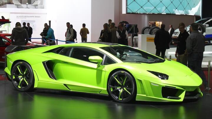 FAB Design Lamborghini Spidron Aventador