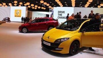 Renault Stand Geneva Auto Salon 2013
