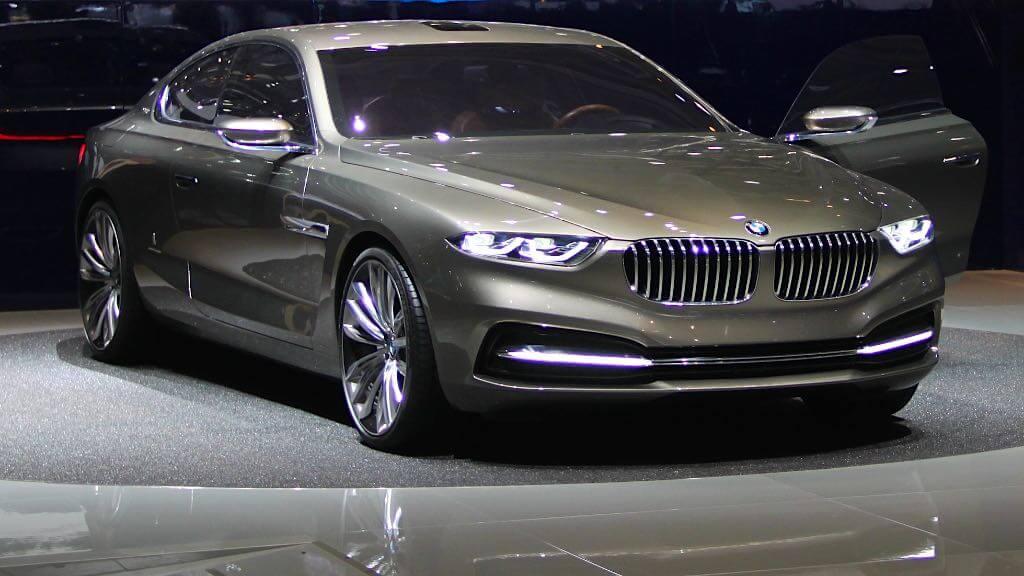 BMW Pininfarina Geneva Auto Show 2014