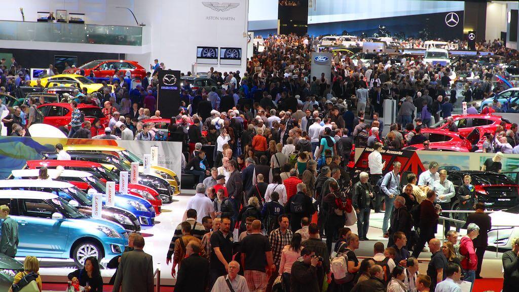 Geneva Car Show 2014