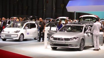 2014 (Full Year) Germany: Best-Selling Car Manufactures and Brands