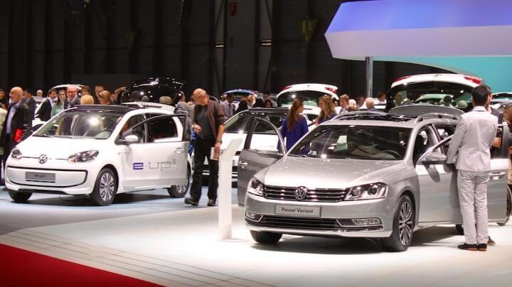 Volkswagen Geneva Auto Salon