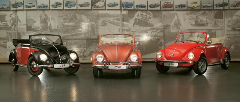 an introduction to the history of the car beetle volkswagen Evolution of the volkswagen logo introduction a brand is the strongest and the most vital asset for any company however, in the pressure of generating sales, companies often forget that a brand.