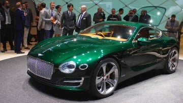 Bentley EXP 10 Speed 6 concept at Geneva Auto Salon 2015