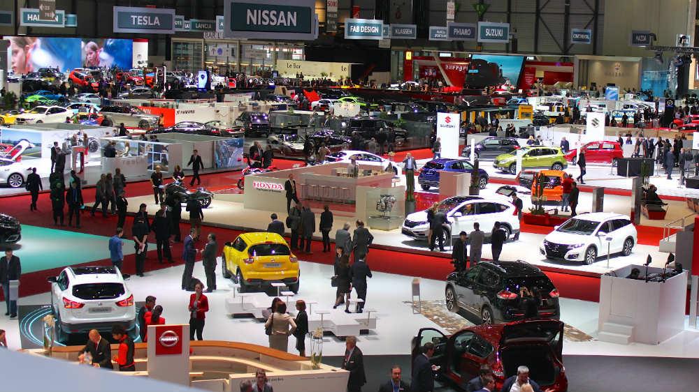 Geneva Auto Salon 2015