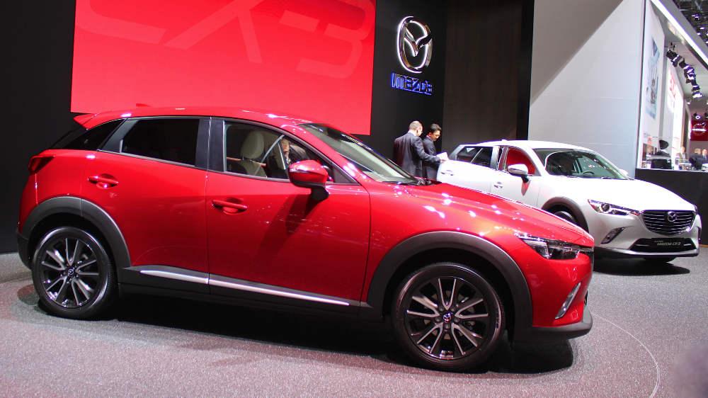 Mazda at the Geneva Auto Show 2015