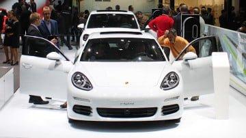 2015 (Q3) China and Worldwide German Luxury Car Sales