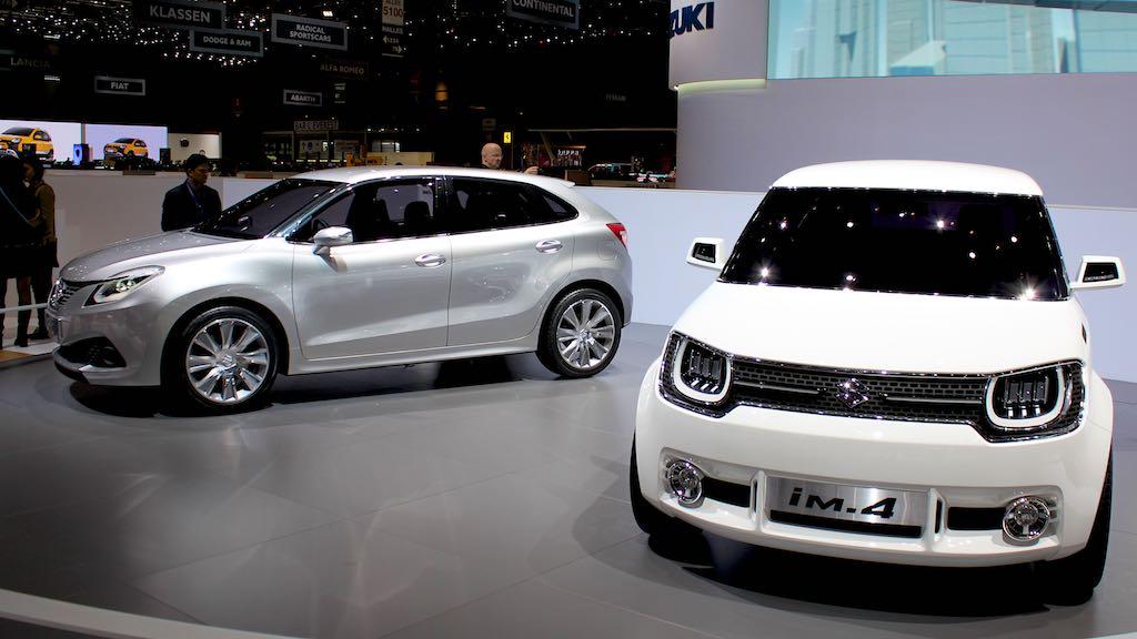 11-Suzukis at Geneva Auto Show 2015