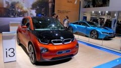 2015 (Full Year) Germany: Electric and Hybrid Car Sales