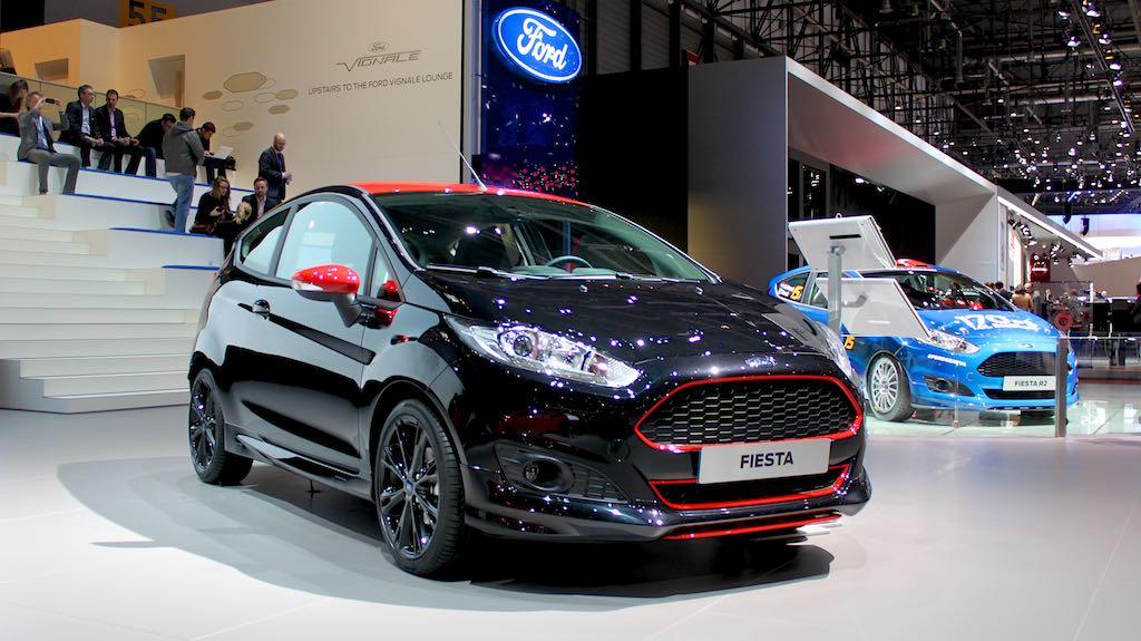 Ford Fiesta Geneva Auto Salon 2015