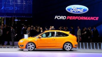 Ford at Geneva Auto Salon 2015