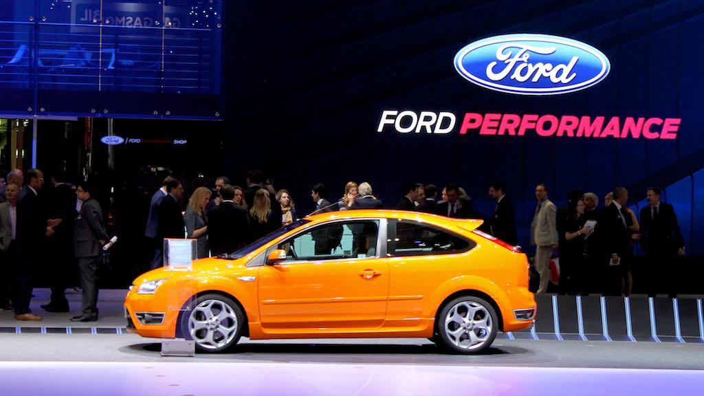 Ford at Geneva Auto Salon 2015