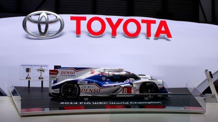 Toyota Geneva Auto Show