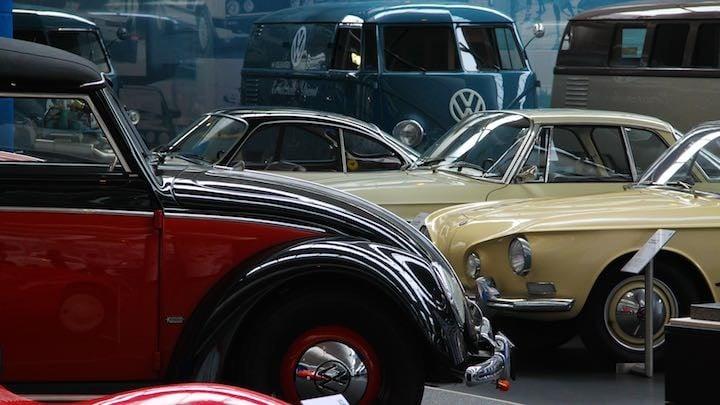 Volkswagen Museum in Wolfsburg