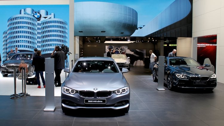 Car Manufacturers Europe Mail: 2016 (Q1) Europe: Best-Selling Carmakers, Brands And Models