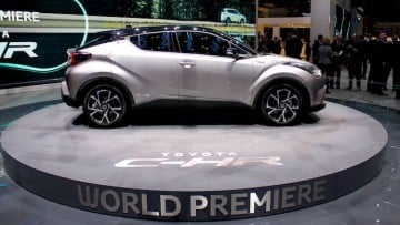 2016 (Q1) Japan: Best-Selling Car Brands and Models