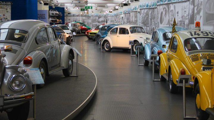 VW Käfer in Wolfsburg