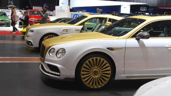 Mansory Luxury Cars at Geneva Auto Show 2016