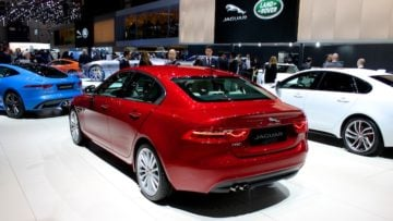 Jaguar XE at Geneva Auto Show 2016 (3)