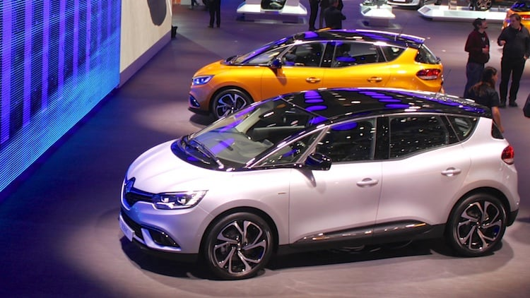 Car Manufacturers Europe Mail: 2016 (Q3) Europe: Best-Selling Car Manufacturers, Brands