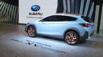 Subaru XV Concept 2016 Geneva