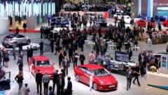 2016 (Full Year) Europe: Car Sales per EU and EFTA Country