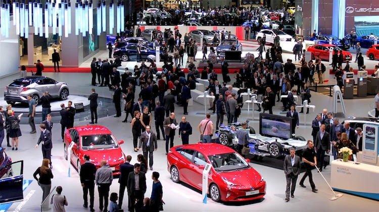 Geneva Auto Salon 2016