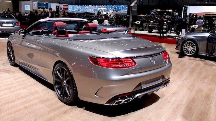 Mercedes Geneva Auto Salon