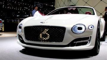 Bentley EXP12 Geneva 2017