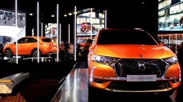 DS7 Crossback at Geneva 2017