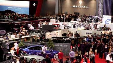 Geneva Auto Show 2017