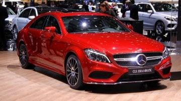 Mercedes Benz CLS Geneva 2017