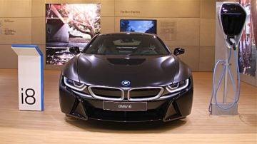 2017 (Q3) China and Worldwide German Luxury Car Sales