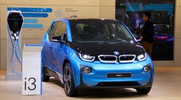 2017 (Q3) Europe: Electric and Hybrid Vehicle Sales per EU and EFTA Country