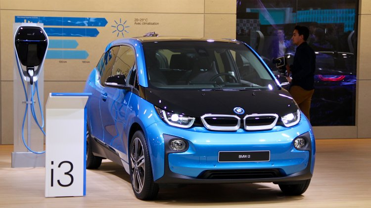 New Penger Vehicle Registrations Of Electric And Hybrid Cars In The European Union Efta Countries Rose Dramatically During First Three Quarters