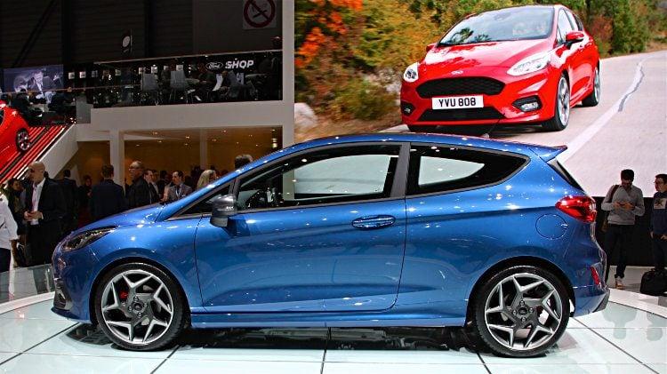 Ford Fiesta at Geneva 2017 1201