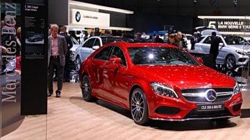 Mercedes CLS 350 d