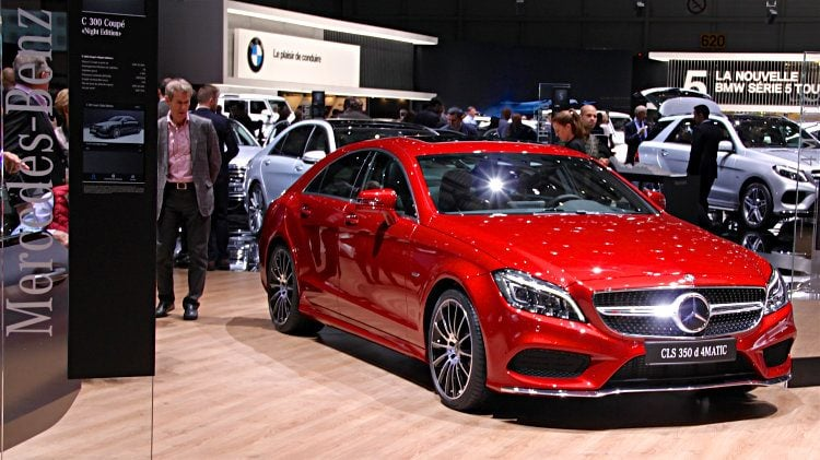 2017 Full Year China And Worldwide German Luxury Car Sales Car