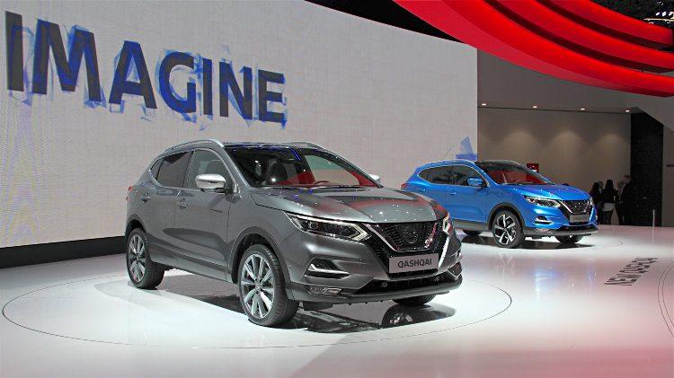 Nissan Qashqai Geneva 2017