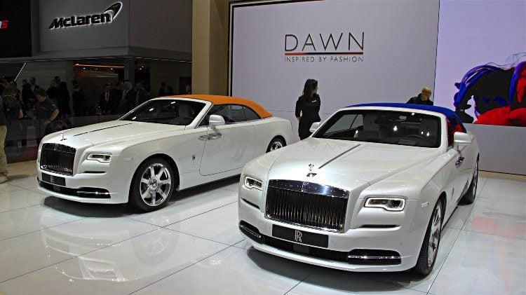 Rolls Royce Geneva 2017