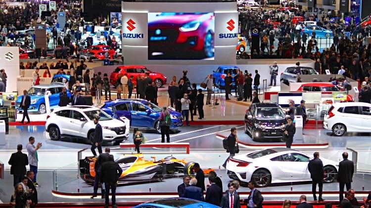Suzuki Geneva Auto Show 2017