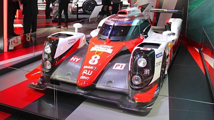 Toyota Hybrid 8