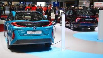 Toyota Prius Plug-in Geneva