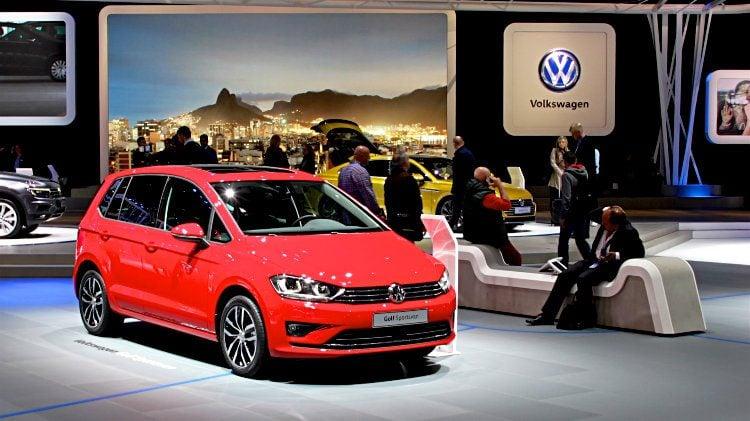 Volkswagen at Geneva 2017