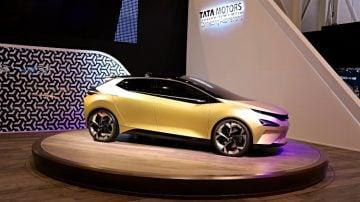 Tata Motors 4SX at Geneva 2018