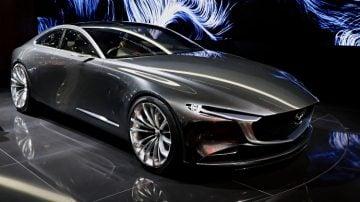 Mazda Vision Coupe