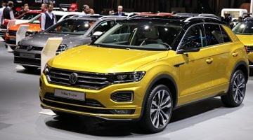 2018 (Q1) Europe: Best-Selling Car Manufacturers and Brands