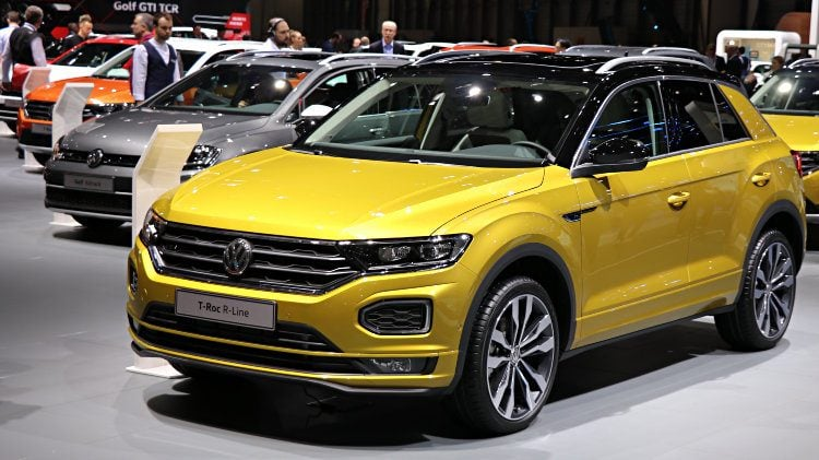 The Volkswagen Group Remained Largest Carmaker In Europe During First Three Months Of 2018 And Regained A Full Percentage Market Share