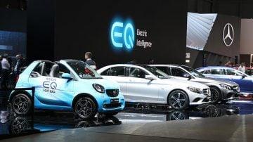 Smart EQ at Geneva 2018